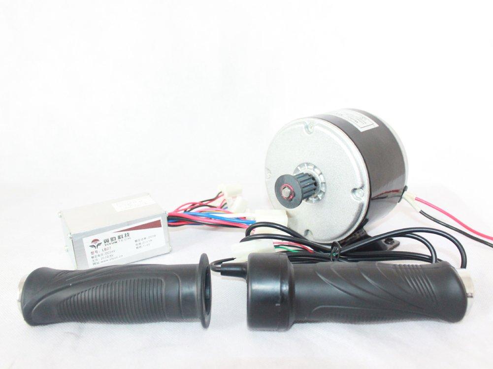 24ボルト250ワット電動スクーターモーター電動バイクベルト駆動my1016高速ベルトモータ250ワット電動スクーター変換キット [並行輸入品] B0787R5P3N Normal kit Normal kit