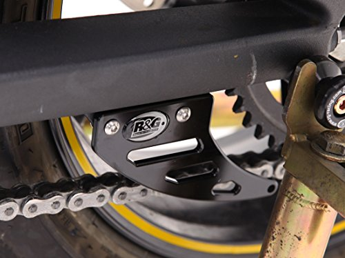 - R&G Toe Chain Guard for Triumph Daytona 675 '06-'12, Street Triple / R '08-'12 & Yamaha YZF-R6 '03-'05