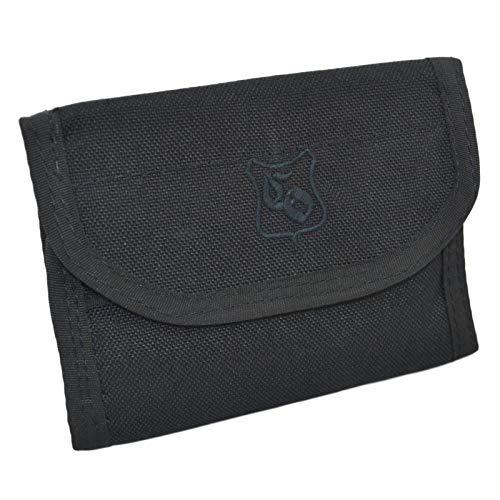SPOSN/SSO Wallet KSH-6 Black Russian Purse (Black) ()
