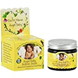 Earth Mama Angel Baby Bottom Balm Zinc and Lanolin Free Calendula Herbal Diaper Cream, 2-Fluid-Ounce, 60-Milliliter