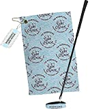 RNK Shops Lake House #2 Golf Towel Gift Set (Personalized)