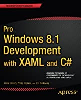Pro Windows 8.1 Development with XAML and C# Front Cover