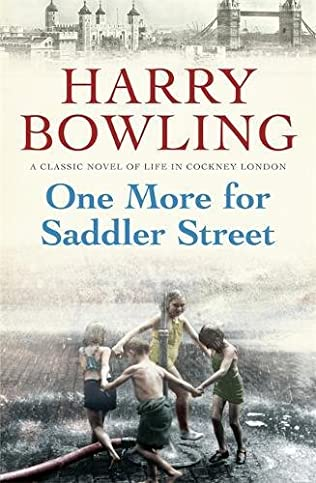 book cover of One More for Saddler Street