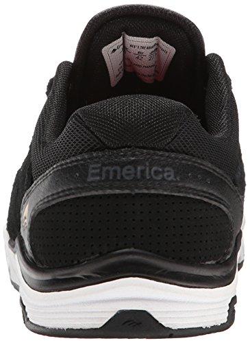Emerica-The Brandon Westgate, Color: Black/White/Gold, Talla: 38 EU / 6 US / 5 UK