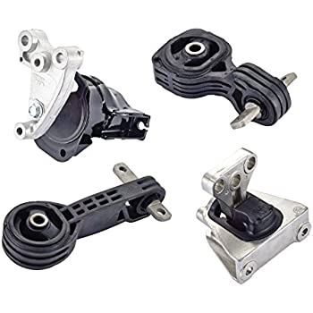 Amazoncom Motorking 4530 Engine Mount Fits Honda Civic 18l Front
