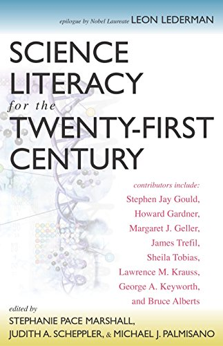 Science Literacy for the Twenty-First Century by Brand: Prometheus Books