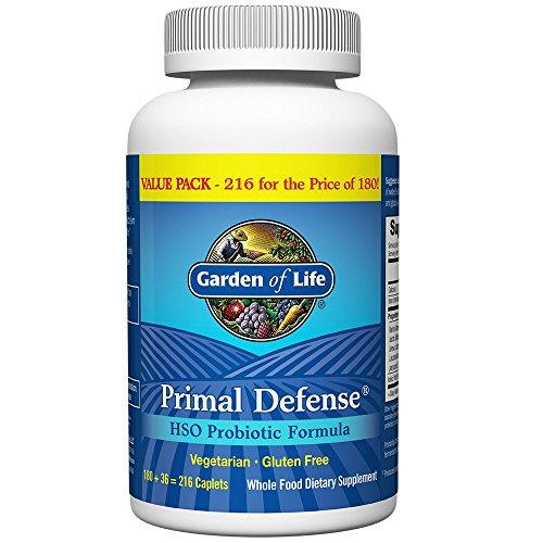 Garden Life Whole Probiotic Supplement