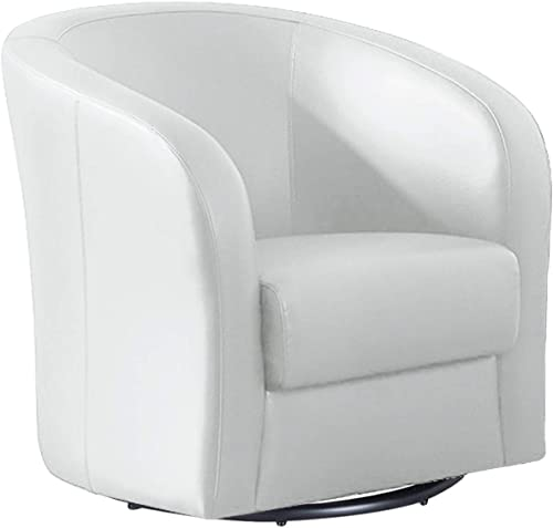CHITA Swivel Accent Armchair