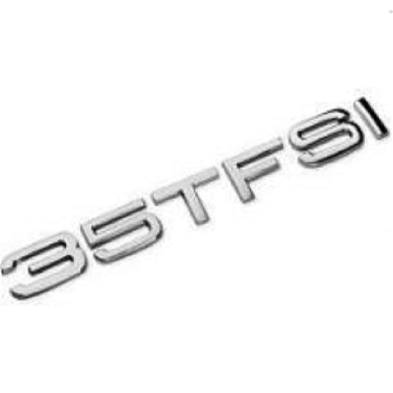 Emblema 30 35 40 45 50 55 TFSI distintivo per A3 A4 A6 A7 A8 S4 S5 S6 S8 Q5