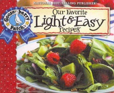 Our Favorite Light and Easy Recipes Cookbook (Our Favorite Recipes Collection) Our Favorite Light a pdf epub