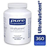 Pure Encapsulations – UltraNutrient – Hypoallergenic Multivitamin/Mineral Complex with Advanced Antioxidants – 360 Capsules Review