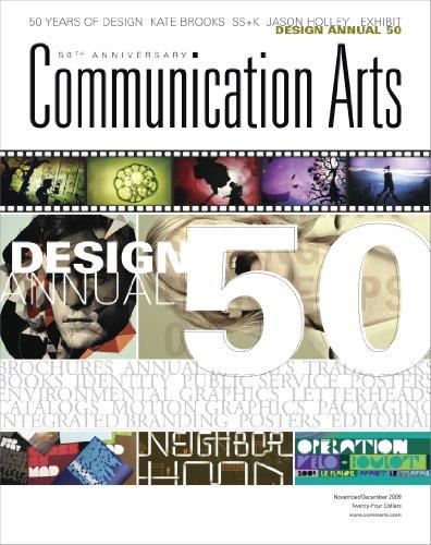 Communication Arts 2009 November/December Design Annual 50 (Volume 51, Number 5) (Communication Arts) - 2009 Art