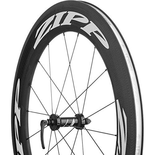 Zipp 808 Firecrest Carbon Clincher Road Wheel White, Rear, SRAM/Shimano