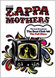 Frank Zappa & The Mothers Of Invention - Lost Broadcast (Dvd+Cd)