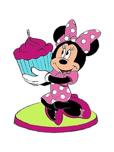 Disney Minnie Candle -