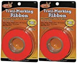 HME Products Trail Marking Ribbon, Orange