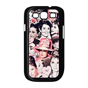 Audrey Hepburn Brand New Cover Case for Samsung Galaxy S3 I9300,diy case cover ygtg-785680