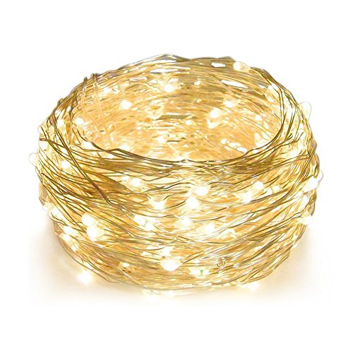 Led Lights Gold Wire in US - 9