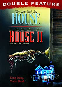 House Double Feature (House, House II: The Second Story) by IMAGE ENTERTAINMENT