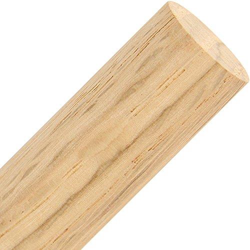 36 Oak Dowel - Woodworker's Supply, Inc. 801608, Specialties, Dowel Rods, 1-3/8