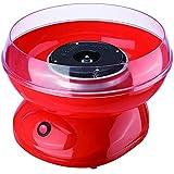 Zuckerwattemaschine Zuckerwatte Maschine 500 Watt Farbe Rot