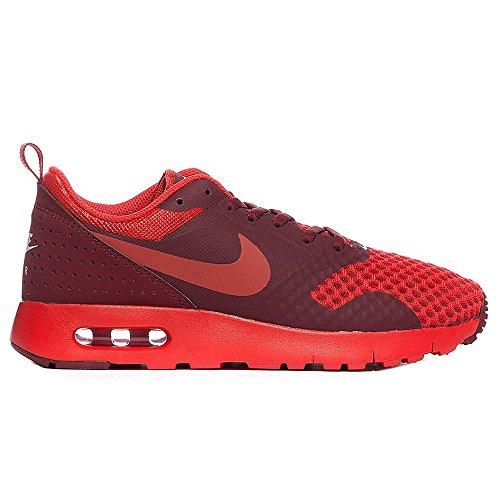 Amazon.com | Nike Youths Air Max Tavas Red Mesh Trainers 38.5 EU | Running
