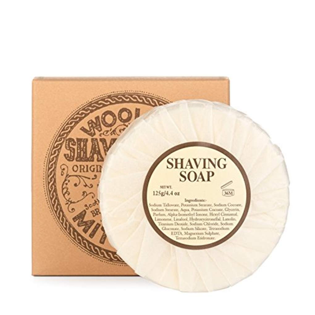Mitchell's Wool Fat Shave Refill Soap