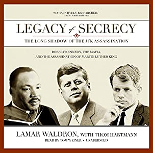 Legacy of Secrecy Audiobook