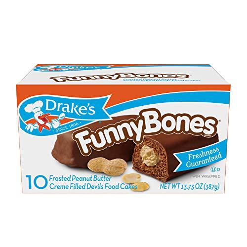 Drake's Funny Bones, 120 Count