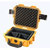 Pelican iM205 0 Storm Case with Padded Dividers, Yellow