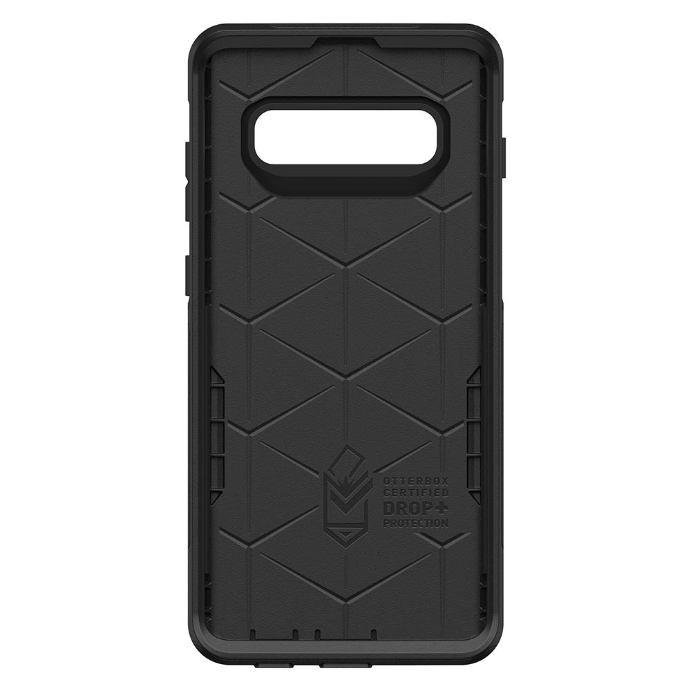 Retail Packaging OtterBox COMMUTER SERIES Case for Galaxy S10+ BLACK
