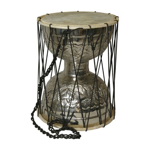 Talking Drum, 10 inch by Mid-East