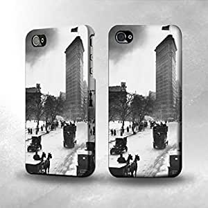 Case For Iphone 6 Plus (5.5 Inch) Cover CaThe Best 3D Full Wrap iPhone CaOld New York