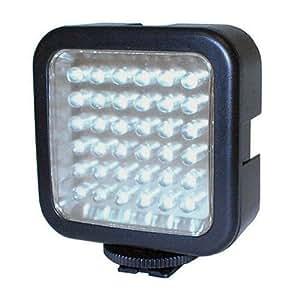 Bescor LED-40 40W On-Camera Light, 36 LED Bulbs