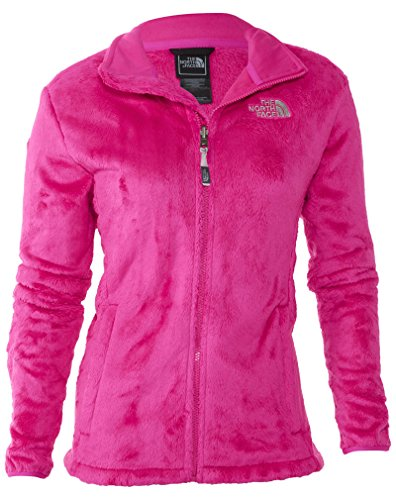 The North Face Osito Jacket Women's Azalea Pink - Plus Size North Face Clothing