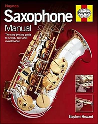 Clean your saxophone in an instant and get great results