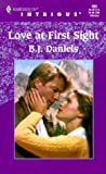 Love at First Sight, B. J. Daniels, 0373225555
