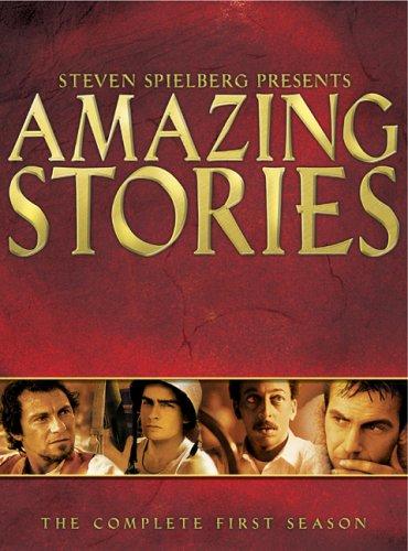 Amazing Stories Season Steven Spielberg product image