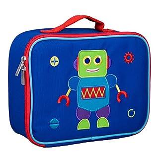 Wildkin Embroidered Lunch Box, Robot (B06XC4JBJB)   Amazon Products