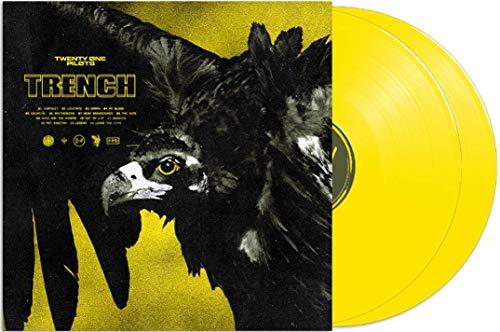 Music : ΤRΕΝCΗ (Yellow Vinyl 2LP). UK Edition