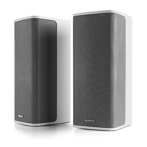 NUMAN Ambience 2.0 Stereo System Satellite Speakers Bookshelf Speakers 2 x...