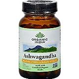 Organic India Ashwagandha 60 Cap Per Bottle Review