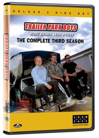Trailer Park Boys: Going Off the Rails On the Swazie Train / Season: 7 / Episode: 9 (2007) (Television Episode)