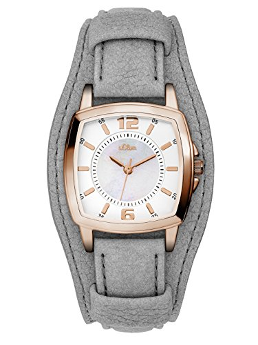 See Oliver Women's Wristwatch with So 3237LQ