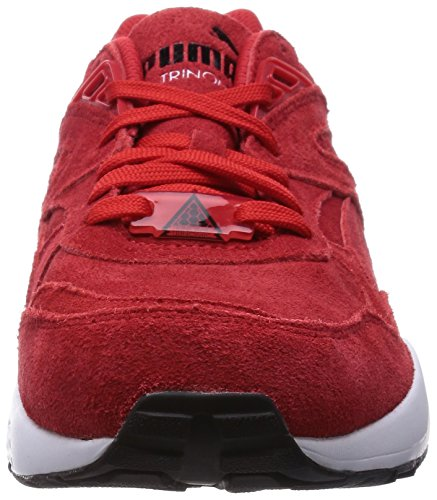 Allover Adulte Puma R698 Baskets Basses Mixte rouge 4qqRwfA
