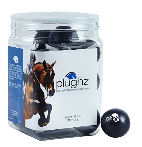 Plughz Pair Stable Equine Plugs product image