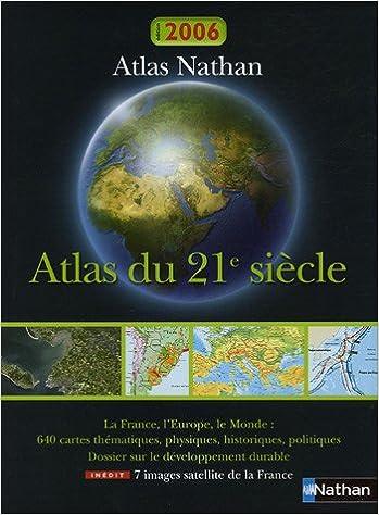 En ligne téléchargement Atlas du 21e siècle pdf, epub ebook