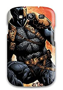 New Style 2940770K96376632 Fashion Case Cover For Galaxy S3(deathstroke)