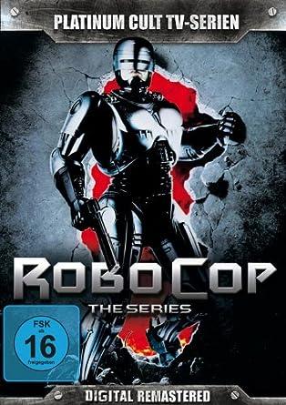 Robocop - Die Serie Digital-Remastered - Platinum Cult TV ...