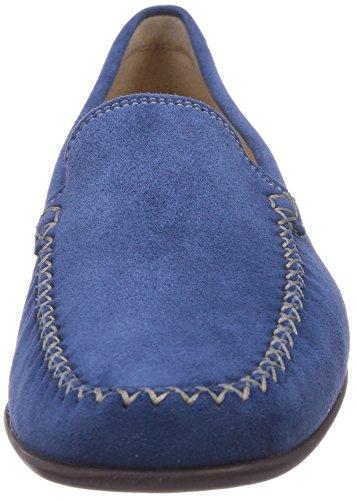 Sioux Campina Ladies Mocassino Blu (zaffiro)